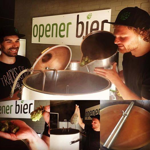 Leer bier brouwen bij Opener