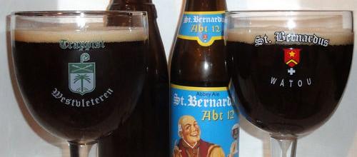 Vergelijking tussen Westvleteren 12 en Sint Bernardus Abt 12