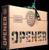 Open bier geschenk