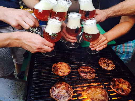 Bierbecue: Food Pairing van barbecue met bier