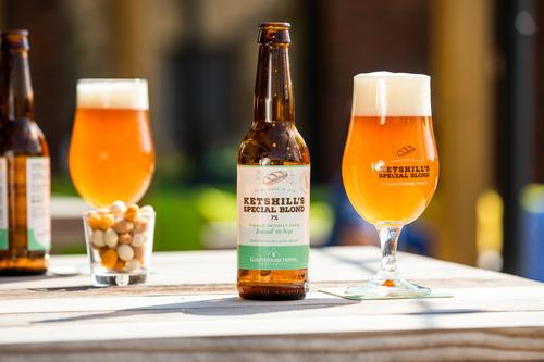 Brouw je eigen bier bij Opener zoals Ketshill's Special Blond