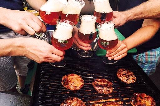 Zo combineer je bier met eten (food pairing)