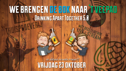 Drinking Apart Together 5.0