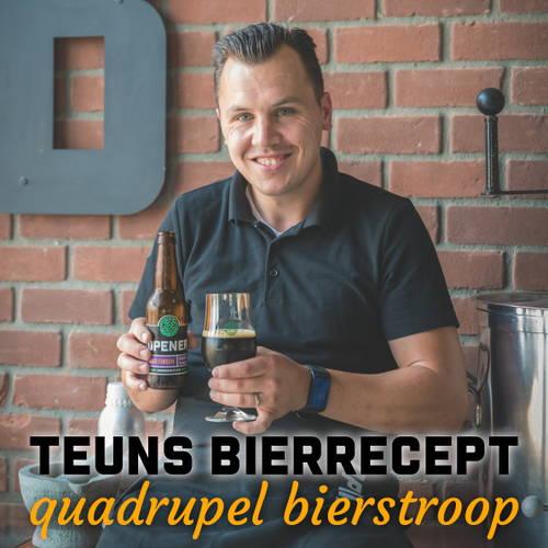 Teuns Bierkoker: bierstroop van Quad Fundum