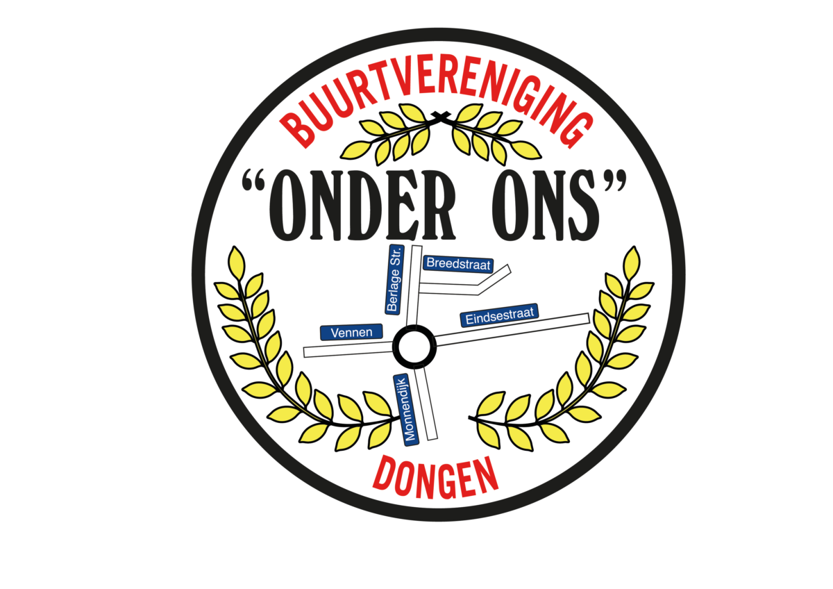 Buurtvereniging Onder Ons Sponsoring door Opener